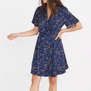 Madewell amaranth dress 18 new